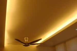 Luz led interior