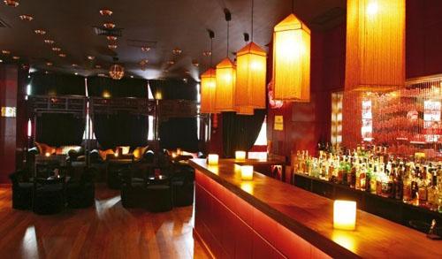 Ejemplo lampara bar