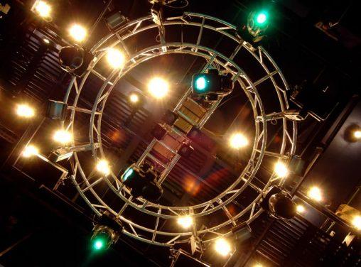 Iluminacion escenografica